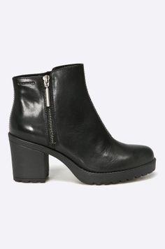 Vagabond - Botki Grace Booty, Ankle, Model, Shoes, Fashion, Swag, Zapatos, Moda