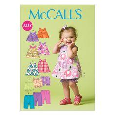 Mccall Pattern M6912 All Sizes -Mccall Pattern