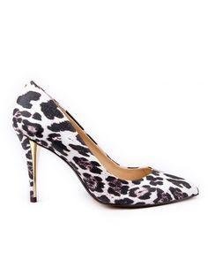 Stiletto leopardo E14