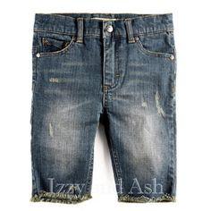 Appaman Boys Shorts|Appaman Boys Cut Off Vintage Wash Shorts|Boys Jean…