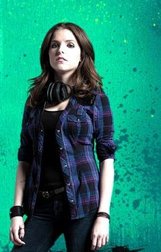 Beca from Pitch Perfect!! 