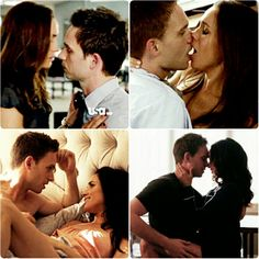 Mike Ross & Rachel Zane #suits