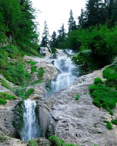 The Horses' Falls from Maramuresh - One of the most beautiful waterfalls in Romania. Photo Gallery and Video