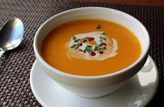 Food Wishes Video Recipes: Butternut Bisque – To Roast or Not to Roast
