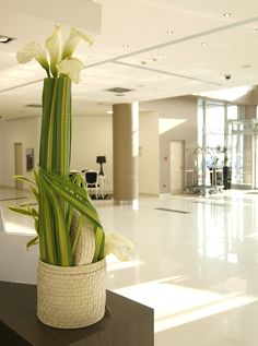 Make a great 1st impression as soon as your clients walk in the door with these arrangements: #Business #Plano