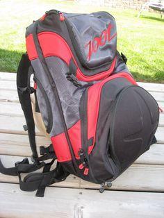 Zoot triathlon bag