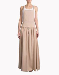 Dress - Brunello Cucinelli Women on Brunello Cucinelli Online Boutique. Worldwide delivery.