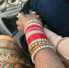 Tips For Putting Together A Successful Wedding Day. Wedding planning can be as difficult as it is stressful. Wedding Chura, Wedding Bride, Dream Wedding, Indian Wedding Pictures, Wedding Pics, Wedding Dresses, Hand Pictures, Hand Pics, Cute Romantic Quotes