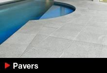 A wide range of paving products