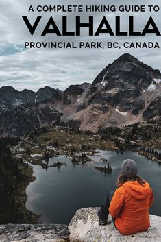 A Complete Adventure Guide to Valhalla Provincial Park Cool Places To Visit, Places To Travel, Travel Destinations, Beach Trip, Beach Travel, Hiking Guide, Canada Travel, British Columbia, The Great Outdoors