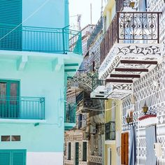 Pyrgi: a fairytale town, Chios. Chios Greece, Greece Islands, Greece Travel, Surface Design, Places To See, Around The Worlds, Mansions, Photo And Video, Architecture