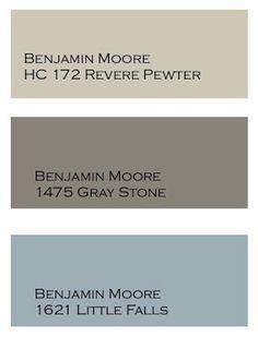 new ideas house exterior paint schemes revere pewter Interior Paint Colors, Paint Colors For Home, Paint Colours, Interior Design, Garage Paint Colors, Outside House Paint Colors, Wall Colours, House Paint Exterior, Wall Colors