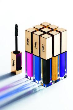 Yves Saint Laurent's Mascara Vinyl Couture