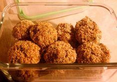 Texas Recipes - Bacon Quiona Balls