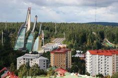 Viajes y aventuras: Lahti (Lahti). Un viaje a Lahti, Finlandia (Finlandia), Europa.