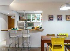 Cozinha azulejo metro