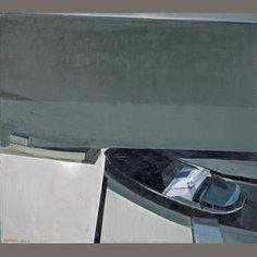 Raimonds Staprans (born 1926) Morning Light, 1990-2006 43 1/2 x 48in (109.9 x 121.9cm) Estimate: US$ 25,000 - 35,000 £16,000 - 23,000 €19,000 - 27,000