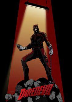 Daredevil TV by arthelius