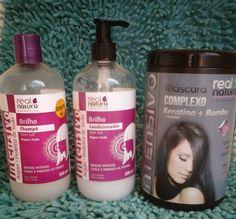 REVIEW Real Natura Cosmetics   Linha Argan