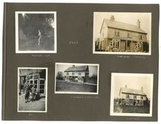 Eardisley Oaklands Farm 1941 x 10 photographs Herefordshire Wye Valley 1920s Photos, Vintage Photographs, Church Interior, Herefordshire, Ww2, Photo Wall, Ebay, Photograph, Vintage Pictures
