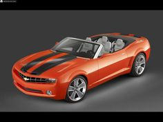 2007 Chevrolet Camaro Convertible Concept -   2007 Chevrolet Camaro Concept  Serious Wheels  Chevrolet camaro ( generation)  wikipedia  free The 2007 camaro convertible concept was announced january 6 2007 at the 2007 north american international auto show. early speculation by many automotive. 2007 chevrolet camaro convertible concept   car connection The chevrolet camaro concept car? a ragtop prototype of the hit pony car will be making its official debut at the 2007  2007 chevrolet camaro…