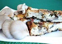 Výtečná nádivka z hlívy ústřičné Camembert Cheese, Sushi, Pie, Meat, Chicken, Ethnic Recipes, Desserts, Food, Torte