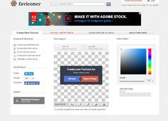 Faviconer, herramienta online para crear favicon para una web