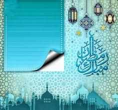 Islamic Background Vector, Wallpaper Ramadhan, Ramadan