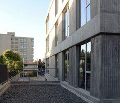 STV Building / Cristián Berríos Arquitecto