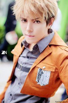 jean-kirschtein-cosplay-attack-on-titan-shingeki-no-kyojin-la.jpg (493×740)