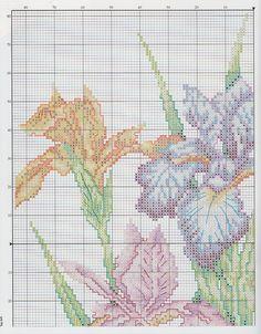 iris pillow 2