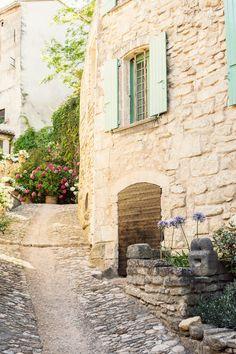 """La Residence"", Lacoste, France"