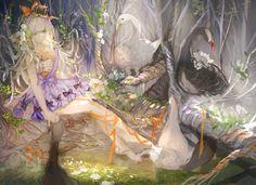 Anime Original Wallpaper More Wallpaper, Original Wallpaper, Wallpaper Backgrounds, Background Images, Cherry Blossom, The Originals, Gallery, Anime, Painting