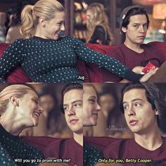 The post appeared first on Riverdale Memes. Memes Riverdale, Riverdale Series, Riverdale Netflix, Riverdale Poster, Riverdale Archie, Bughead Riverdale, Riverdale Funny, Riverdale Betty And Jughead, Films Netflix
