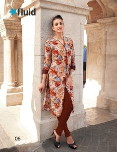 New arrival graceful Multi Color Designer Kurti Catalogue collection in India at wholesale Price.