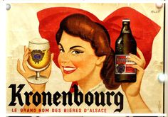 Images about BeerCheers! Retro Advertising, Vintage Advertisements, Retro Ads, Alsace, Guinness Advert, Beer Cartoon, Beer Decorations, Pub Vintage, Beer Poster