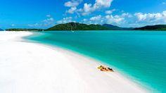 Las mejores playas y calas del mundo Aquí: Whitehaven Beach, Australia