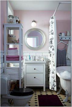 IKEA Banyo: Ferah bir banyo için IKEA yanınızda!