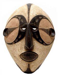 Masque Afriique