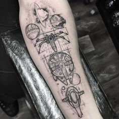 Favorite ships tattoo