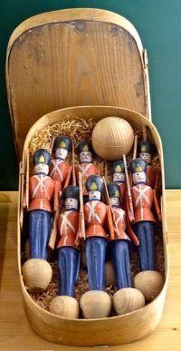 Skittles (1900) #antiquetoys