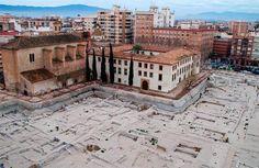 Yacimiento islámico de San Esteban: http://www.guiarte.com/noticias/yacimiento-islamico-san-esteban-murcia.html