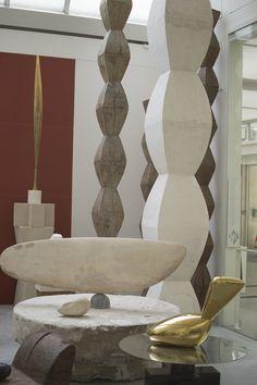 Atelier Brâncuși, Musée d'Art moderne à Paris