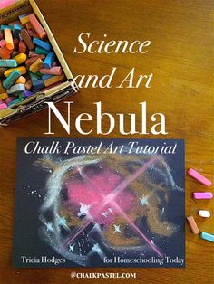 We love to share stress free chalk pastel art with you and remind you that you ARE an artist! Space art tutorial, podcast and art curriculum for all ages.