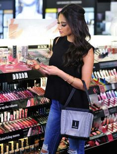 Shay Mitchell...hair... Also love the outfit