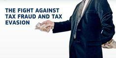 Fighting Tax fraud https://www.facebook.com/photo.php?fbid=575219252525559&set=a.169236379790517.34989.107898832590939&type=1