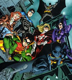 batman family | Batman: Family