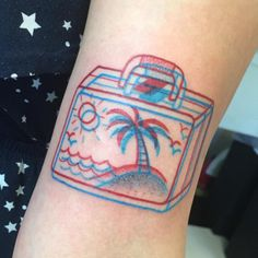 3D Tattoos: The cool trippy trending ink