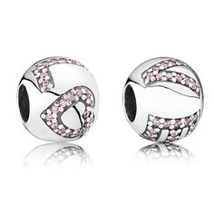 (SI4018) Pandora Surrounded By Love Charm