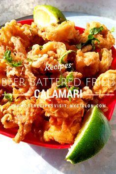 Beer+Battered+Fried+Calamari+Recipe